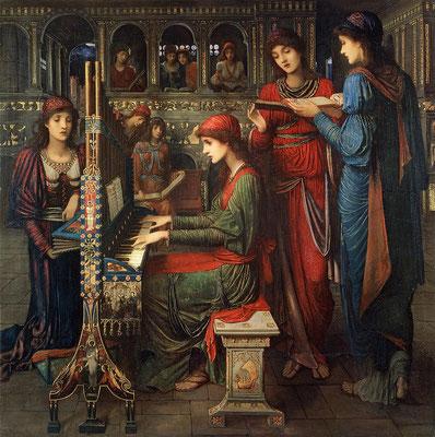 Saint Cecilia, John Melhuish-Strudwick