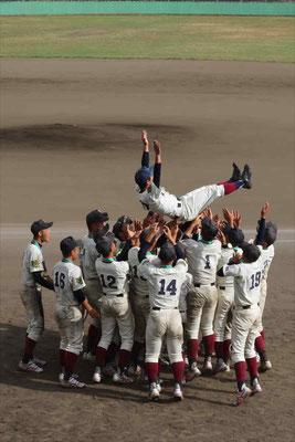 最後は田中コーチ