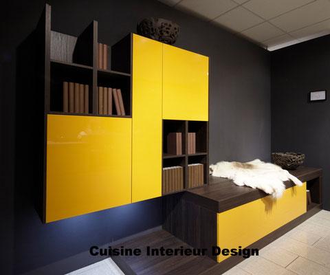 Cuisine design haut de gamme cuisine interieur design for Couleur de meuble tendance