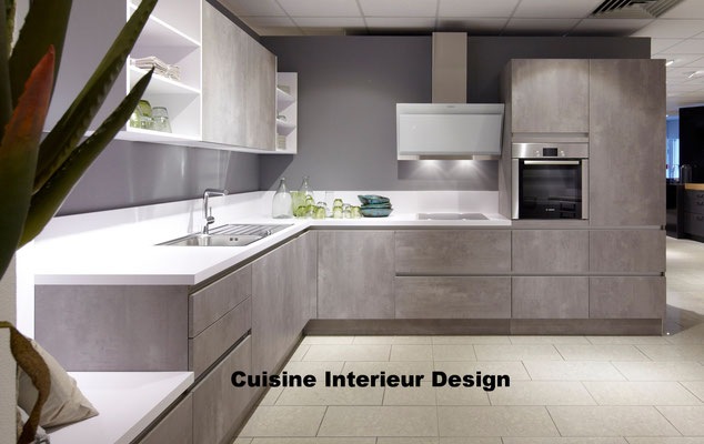 cuisine design haut de gamme cuisine interieur design. Black Bedroom Furniture Sets. Home Design Ideas
