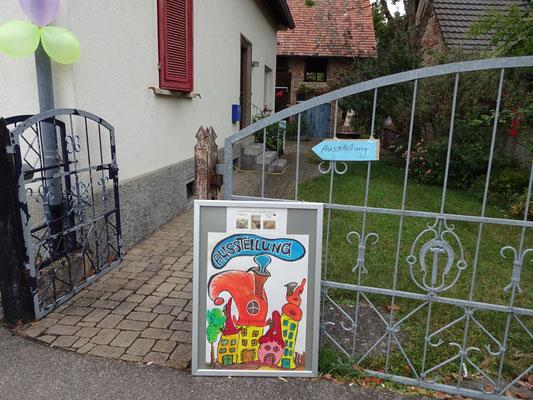 Hofvernissage in Lichtenau 2016