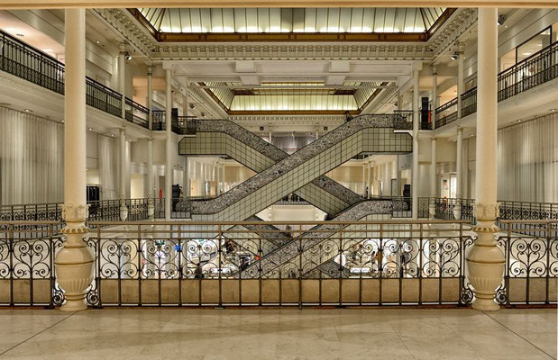 Le Bon Marché - älteste Kaufhaus von Paris