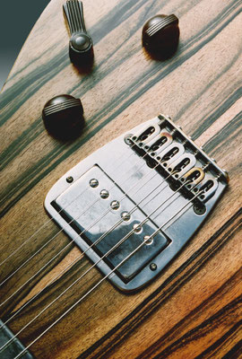 S&S Guitars and the 486 line - Spalt Instruments