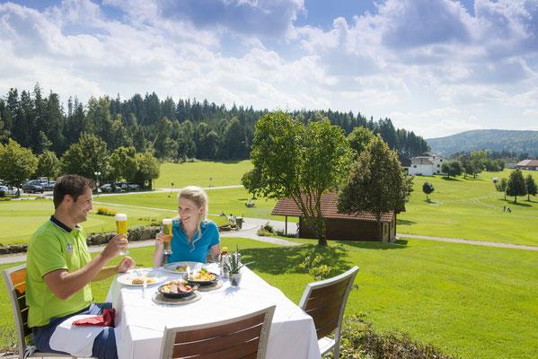 Golfpark Restaurant .. Foto: OÖ Tourismus/Erber
