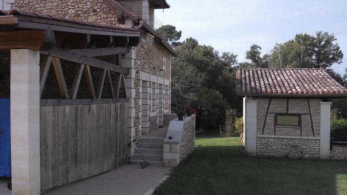 aménagement extérieur Dordogne