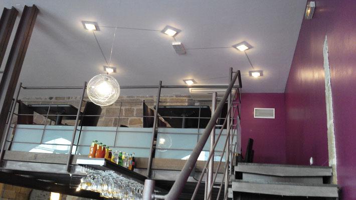 Décoration luminaire