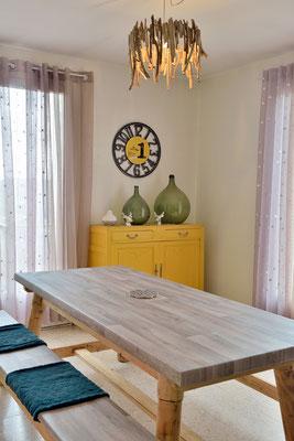 Agencement décoration salle à manger