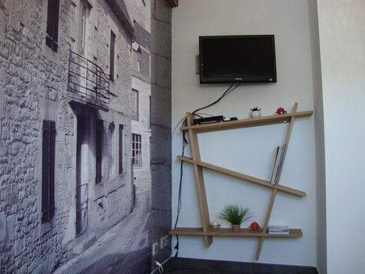 Création meuble TV Dordogne