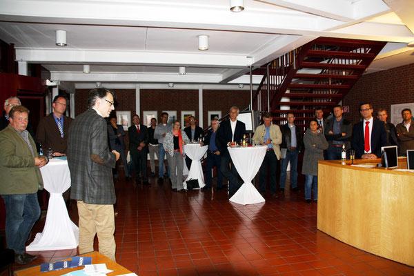 Gewerbe-Veranstaltung bei Fa. Eversfrank
