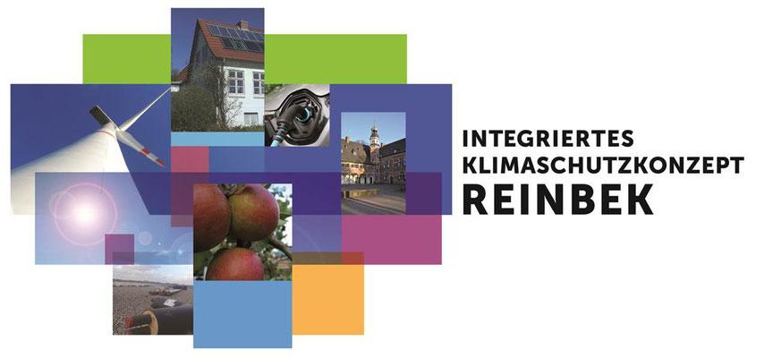 Das neue Klimaschutzlogo der Stadt Reinbek