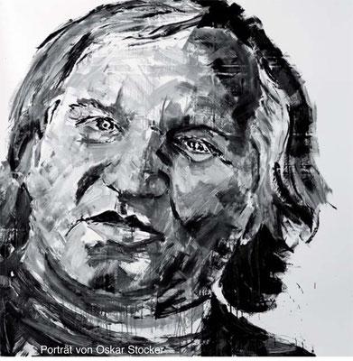 Porträtbild von Oskar Stocker