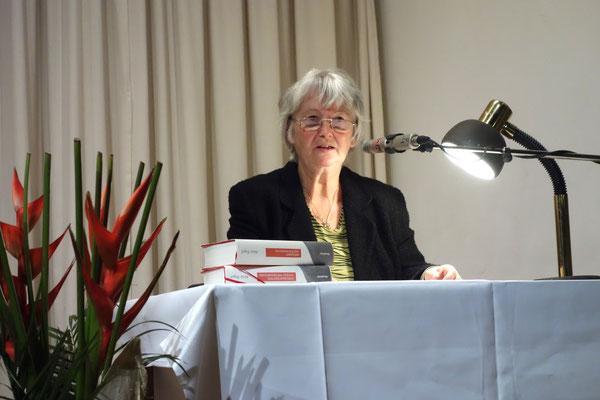 Preisträgerin Barbara Keller