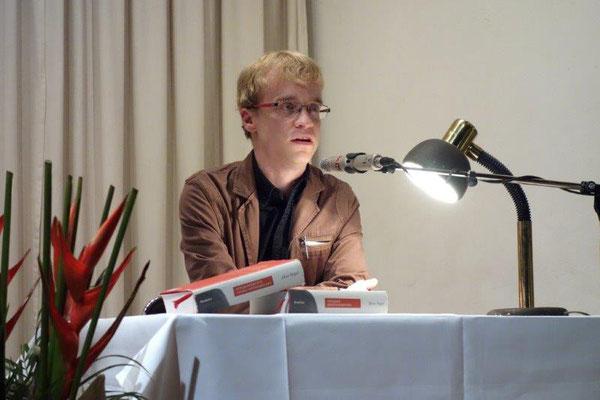 Vortrag Cornelius Binder