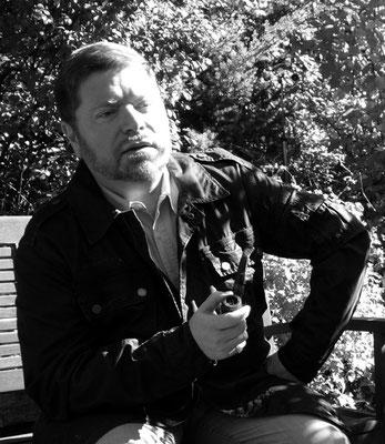 Porträt Harald W.Vetter (Foto von Dimitri Pammer)