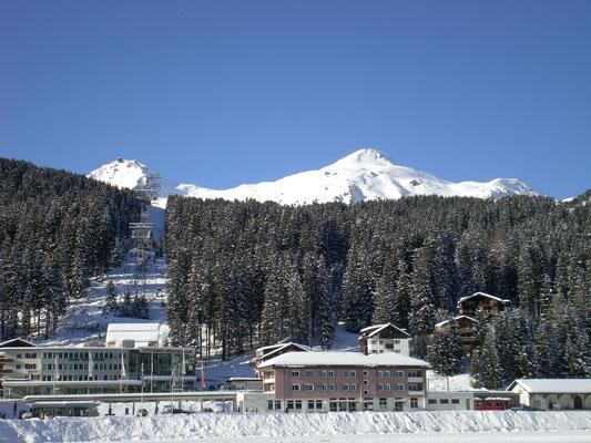 Ferienhaus Graubünden mieten
