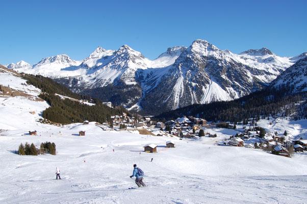 Ferienwohnungen Graubünden kaufen
