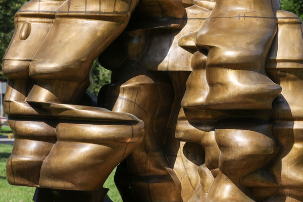 TONY CRAGG Mean Average 2014