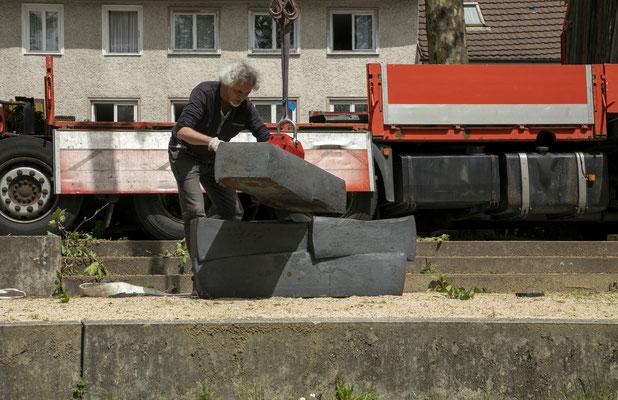 MARKUS F. STRIEDER Landschaft dahinter + Landschaft davor 2012