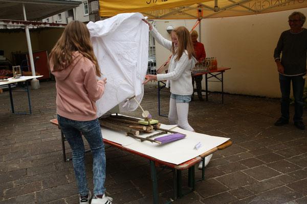 Eureka! Sommerkreativwoche für Jugendliche - Präsentation