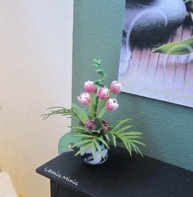 Strauß mit Tulpen - verfügbar im Shop