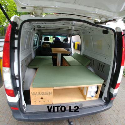 Vito Transporter L2