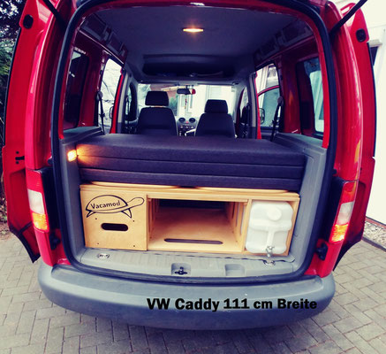 Caddy VanKombi 111