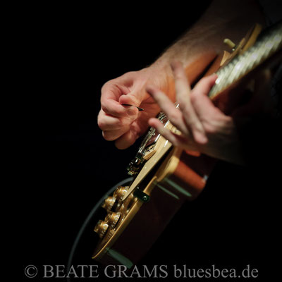 JW Jones Band - 27. April 2018 - Gerd's Juke Joint Joldelund