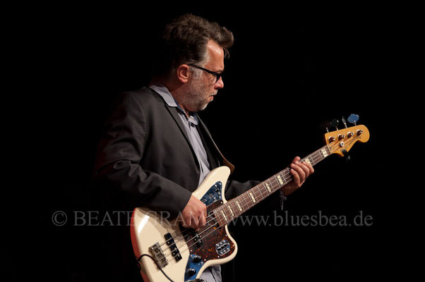 Jonn Richardson Band - 28. BluesBaltica/Bluesfest Eutin 2017