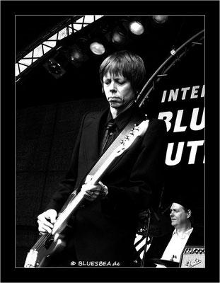 R.J. Mischo & Band - 22. Bluesfestival Eutin 19.05.2011