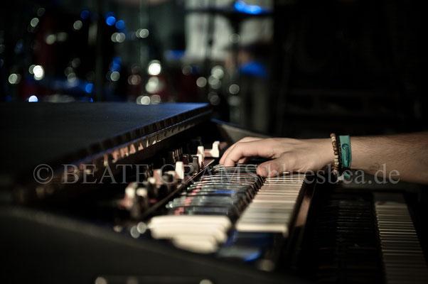 Kirk Fletcher Band, Sasel-Haus Hamburg, 29.10.16