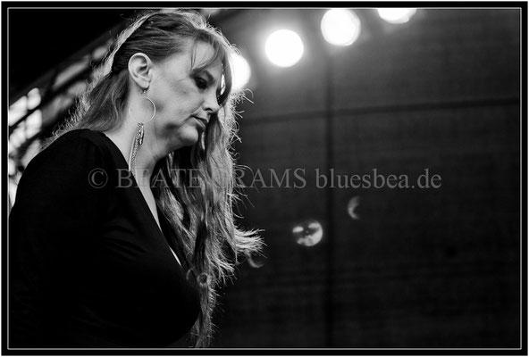 Ingrid Savbrant Band - 24. BluesBaltica/Bluesfestival Eutin 2013
