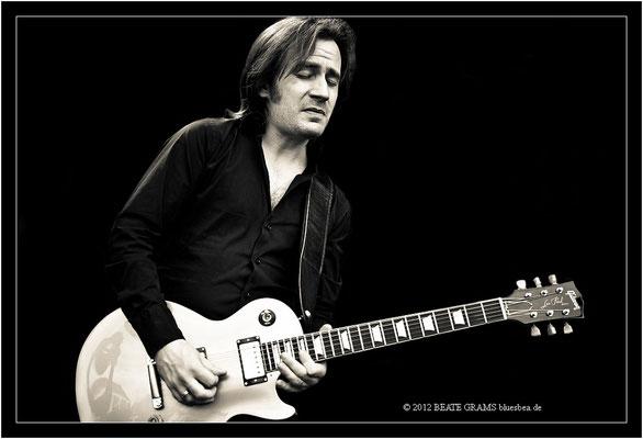 Roland Tchakounte & Band - 23. Bluesfestival Eutin 2012
