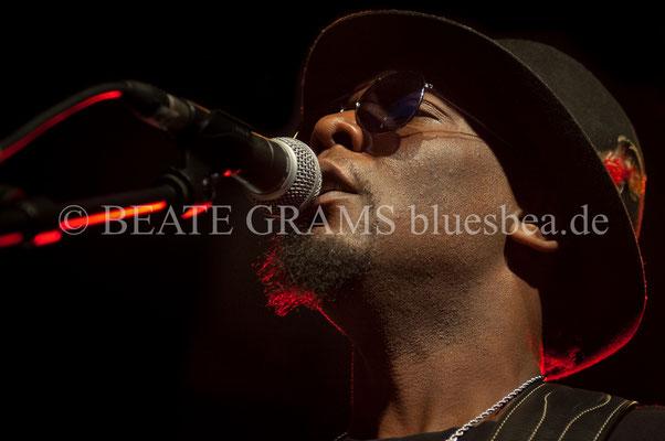 Mississippi Bigfoot - BluesBalticaEutin, Mai 2016