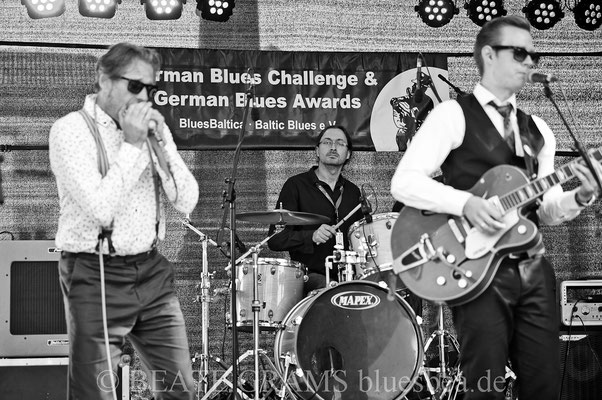The Chilkats - GermanBluesChallenge Eutin - 30.06.2018