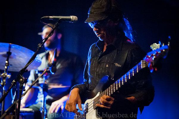 "Dana Fuchs Band ""Love Lives On Tour"" - 12.10.2018 Räucherei Kiel"