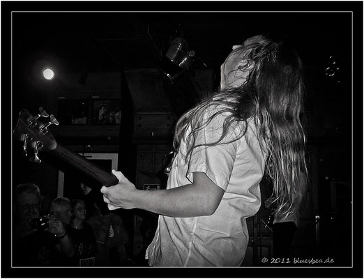 Will Wilde - 28. September 2011, Downtown Bluesclub Hamburg