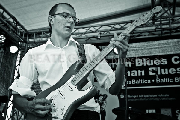 Tom Vieth Bluesband, German Blues Challenge & German Blues Awards