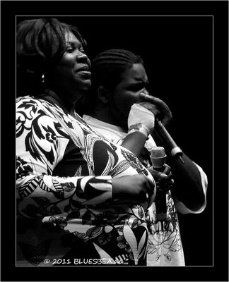 Diunna Greenleaf & Blue Mercy - 21. Bluesfestival Eutin