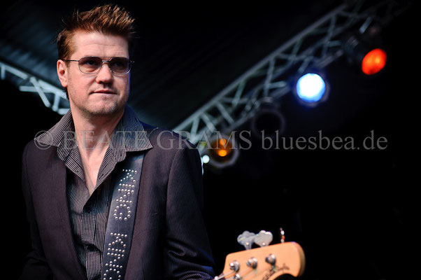 King King - BluesBalticaEutin, 05.2014