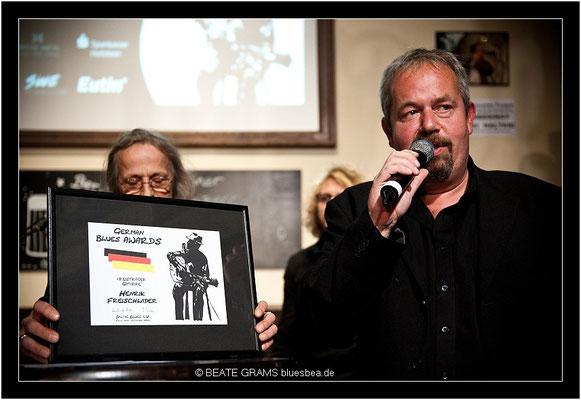1 Preisträger Gitarre – Henrik Freischlader