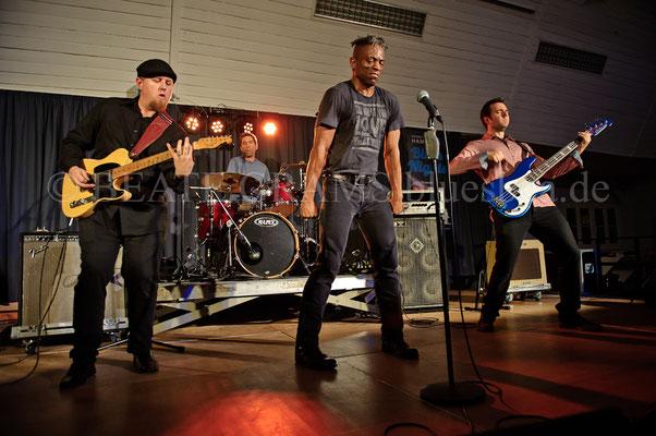 Earl Thomes & Band, Sasel-Haus Hamburg, 29.10.16