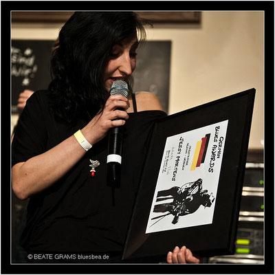 11 Preisträger Gesang weiblich - Jessy Martens