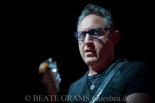 Vega Strauss Band - 28. April 2018 - Gerd's Juke Joint Joldelund