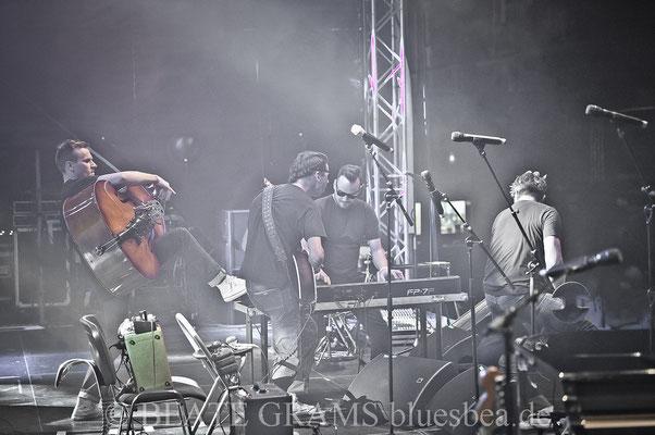The Boogie Boys - 7. KielerWocheBluesNacht - 17.06.2018 - Rathausbühne Kiel