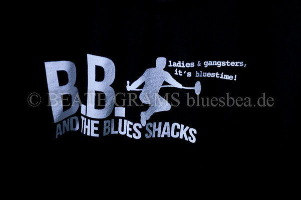 B.B. & THE BLUES SHACKS - Boogie-, Blues- und Folknächte in Hohwacht