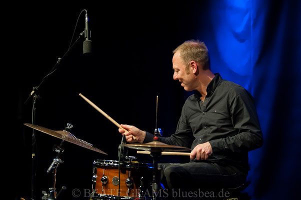Abi Wallenstein & BluesCulture - 27.12.2018 Kulturforum Kiel