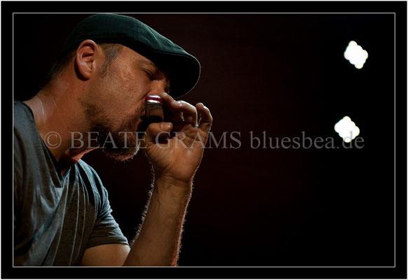 Mac Arnold & Plate Full O'Blues - 31. Oktober 2013 - Savoy, Bordesholm
