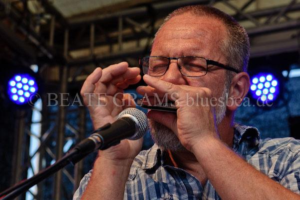 Greyhound George, German Blues Challenge & German Blues Awards
