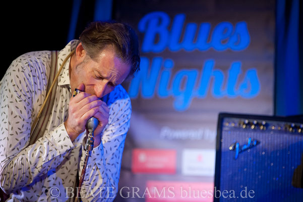 The Chilkats - 26.10.18 Hamburg Blues Nights