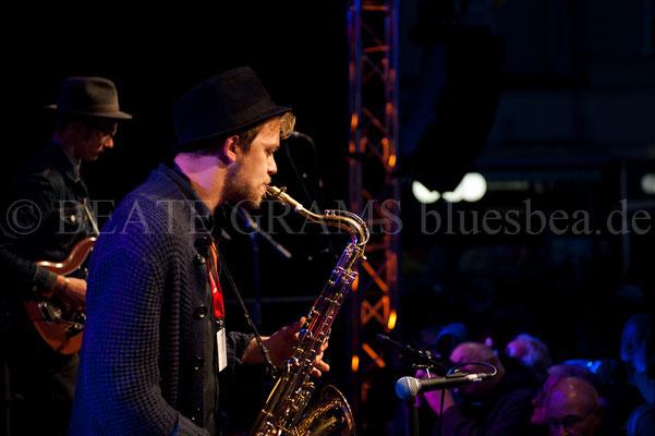 Sebastian Sprotte, BluesBaltica Eutin 2016